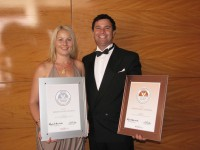 Home Valley Station wins in two categories at the 2010 WA Sir David Brand Tourism Awards