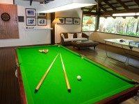 The Bloomfield Lodge Games Room