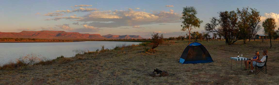 Home Valley Camping